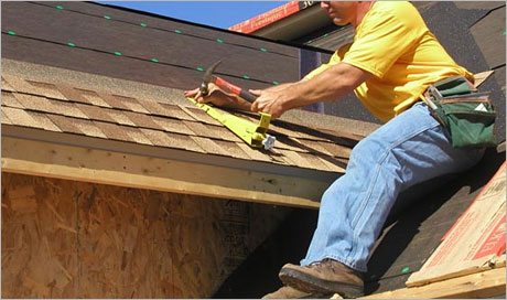 Roof Replacement Service In Midwest City Oklahoma