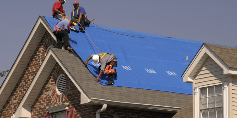 Roof Replacement Services In Enid Oklahoma